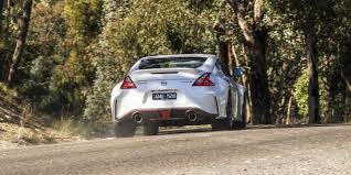 2018 nissan 370z nismo review caradvice