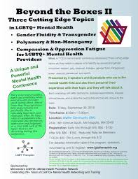 lgbt therapists minnesota u0027s mn bisexual