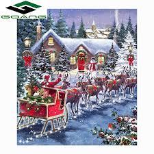 buy wholesale christmas sceneries china christmas