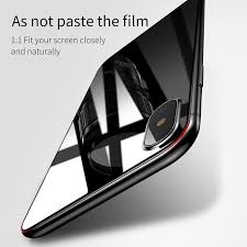 Glass Back by Online Shop Baseus 3d Round Curved Edge Screen Protector For