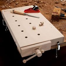Woodworking Workbench Top Material by This Portable Work Bench Top Might Be Child Sized But It Also