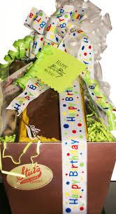 birthday baskets happy birthday basket stutz candy company