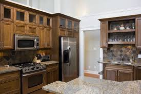 Kitchen Designs With Dark Cabinets 100 Aluminum Backsplash Kitchen Dark Cabinets Light Granite
