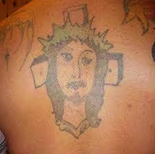 21 awful jesus tattoos sick chirpse