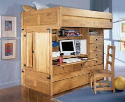 Loft Beds With Desk For Adults 100 Best Kid Beds Images On Pinterest 3 4 Beds Bunk Bed And Kid