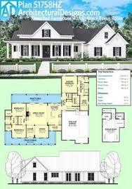 plan 25630ge one story farmhouse plan house floor car garage