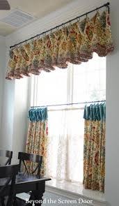 Cornice Curtains Kitchen Fancy Kitchen Curtains Valances Ortensia Cornice 50 22