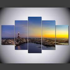 Lighthouse Home Decor High Quality Canvas Lighthouse Promotion Shop For High Quality