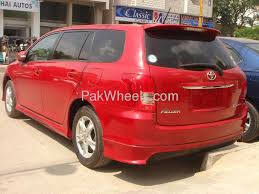 toyota corolla fielder 2007 for sale in karachi pakwheels