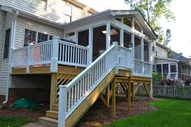 Mobile Home Exterior Remodel by Small Decks For Mobile Homes Deks And Tables Decoration