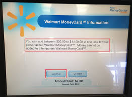 load prepaid card with credit card how to load bluebird with gift cards at walmart moneycenter atm