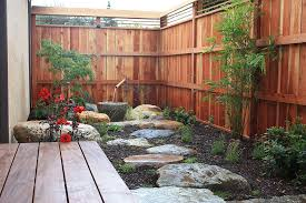 Oriental Landscape  Asian Gardens That Offer A Tranquil Green Haven - Asian backyard designs