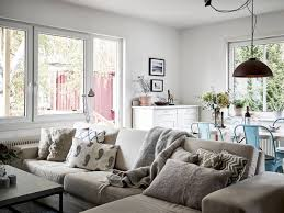 Open Plan Apartment by Swedish Open Plan Apartment With A Lovely Terrace Daily Dream Decor