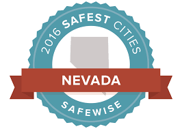 North Las Vegas Crime Map by The 5 Safest Cities In Nevada U2014 2016 Safewise