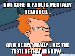 Window Licker Meme - licker
