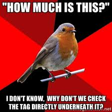 Boxing Day Meme - meme therapy with retail robin some offense intended