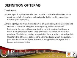 travel definition images Lecture on intermediaries jpg
