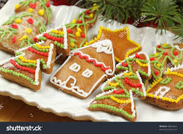 gingerbread christmas tree decorations christmas lights decoration