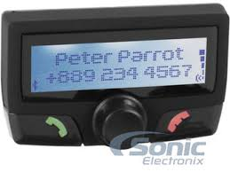 parrot ck3100 lcd bluetooth hands free car kit sonic electronix