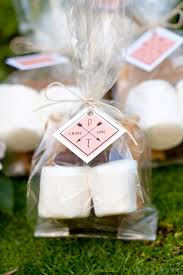 smores wedding favors 50 brilliant yet cheap diy baby shower favors