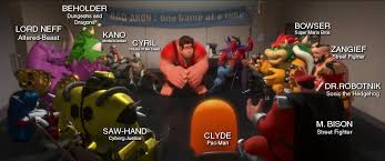 disney u0027s wreck ralph feature lot video game icons