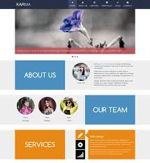 free responsive html templates html 5 css3 mobile website template