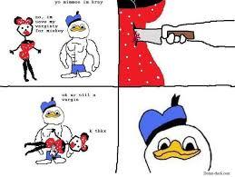 Fak U Gooby Know Your Meme - dolan duck laugh your heart out pinterest memes dankest memes