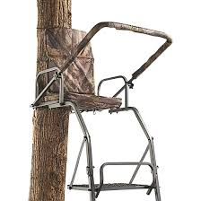 guide gear 16 deluxe ladder tree stand 158965 ladder tree