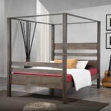 furniture wonderful king size canopy bed frame designs ideas