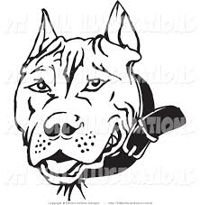 coloring coloring pages of pit bulls
