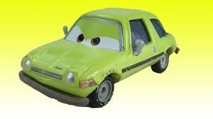 cars 2 acer lemons disney pixar bad guys grem trunkov miles toy