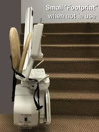 What Should You Not Do When Using A Stair Chair Ameriglide Horizon Stair Lift Nationwide Installation