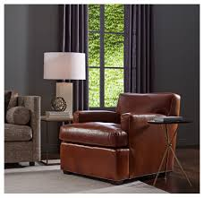Leather Chair Luka Leather Chair