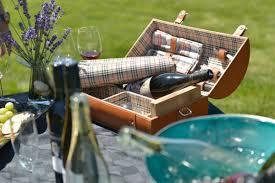 Wine Picnic Baskets The Devon Bag Luxurious Wine Picnic Basket Pizazz Gifts