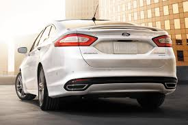 2014 ford fusion transmission 2014 ford fusion reviews and rating motor trend