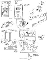 briggs and stratton 254427 0127 01 parts diagram for carb a c fuel