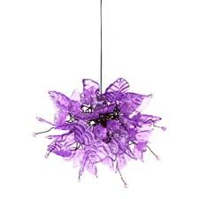 Purple Pendant Light Purple Ceiling Lights For Less Overstock Com