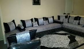 housse canapé marocain salon marocain sahraoui meilleur idées de conception de maison