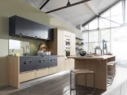 modele cuisine avec ilot central table charmant modele cuisine avec ilot central table et ikea cuisine