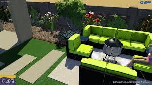 martin splash pad and landscape design matt sauer california