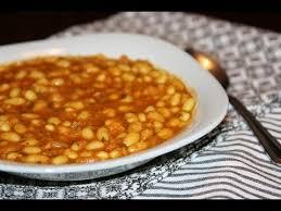 comment cuisiner des haricots blancs haricots blancs en sauce recette marocaine white bean moroccan