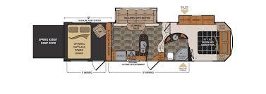 voltage toy hauler floor plans voltage rv floorplans and pictures cers and rvs pinterest rv