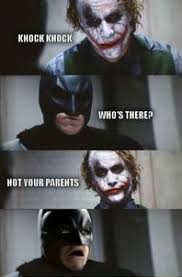 Dark Knight Joker Meme - i like to imagine that these memes take place after 94638576