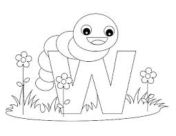 coloring pages of animals that migrate w coloring page w is for wagon help your practice the alphabet with