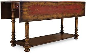 Living Room Sofa Tables by Hooker Furniture Living Room Vicenza Drop Leaf Console Table 978