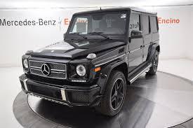 mercedes benz jeep 2016 new 2016 mercedes benz g class amg g 65 suv suv in encino 55207