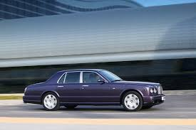 Bentley Arnage Saloon Review 1998 2009 Parkers