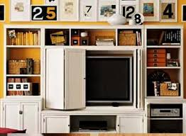 Entertainment Centers Home Staging Accessories 2014 22 Modern Ideas To Hide Tvs Behind Hinged Or Sliding Doors