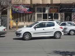 peugeot white file peugeot 206 white taleghani blv nishapur jpg