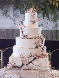 cherry blossom wedding japanese cherry blossom wedding cake doulacindy doulacindy
